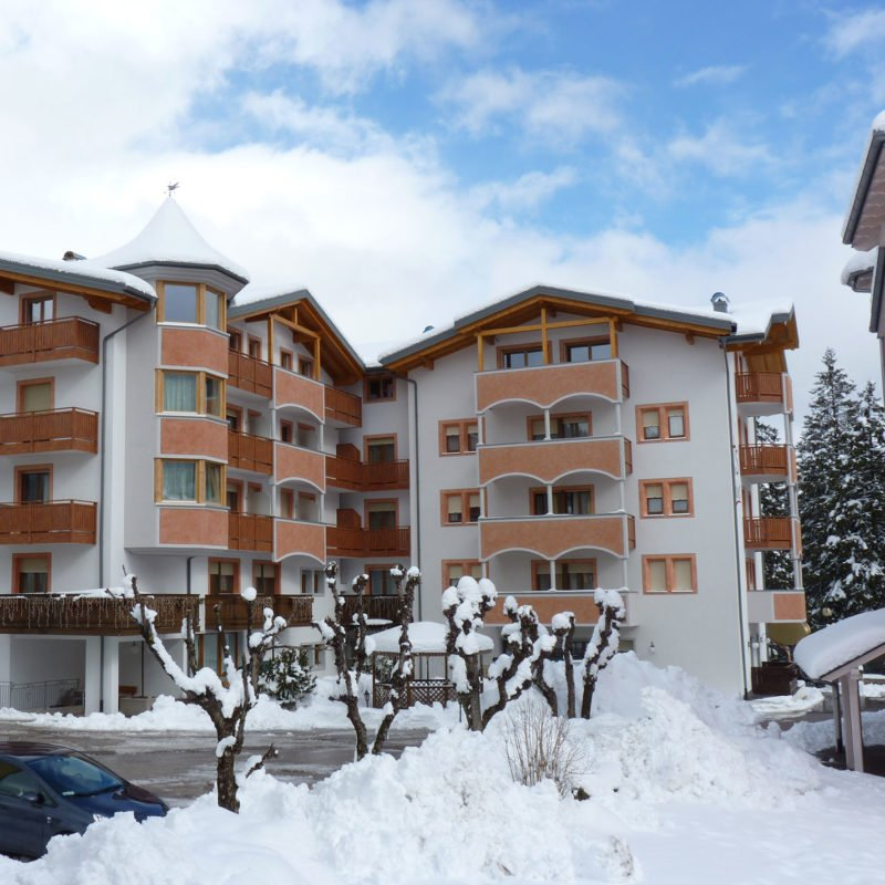 Hotel Select in inverno