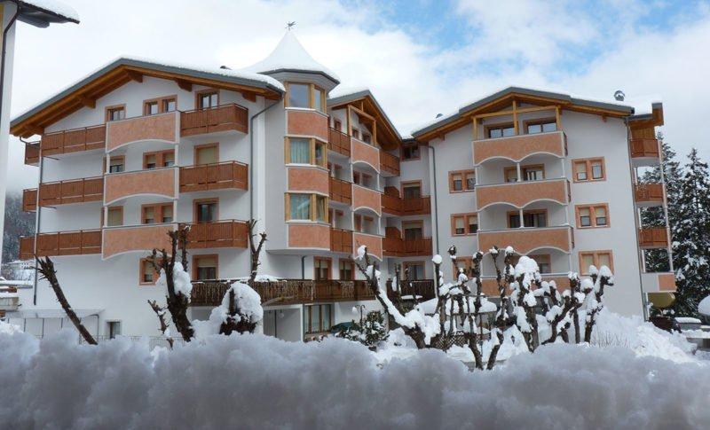 Inverno ad Andalo: hotel select