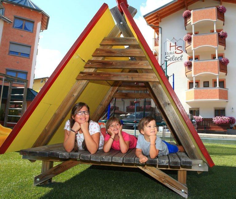 Parco giochi Hotel Select