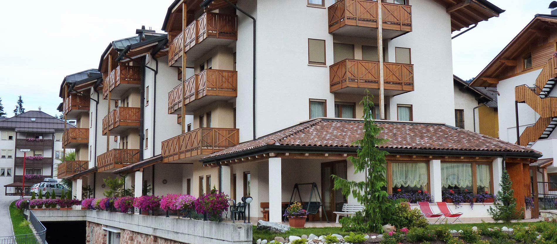 Residence Albanova ad Andalo per le tue vacanze in appartamento