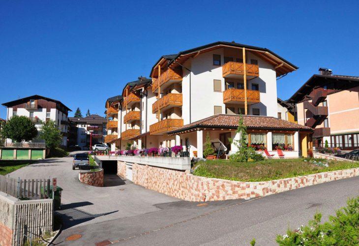 Appartamenti residence albanova ad Andalo
