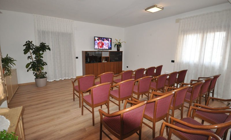 Sala tv hotel select